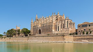 Palma Cathedral cathedral in Spain