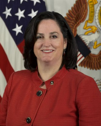 Assistant Secretary of the Army (Installations, Energy and Environment) - Image: Katherine Hammock 2