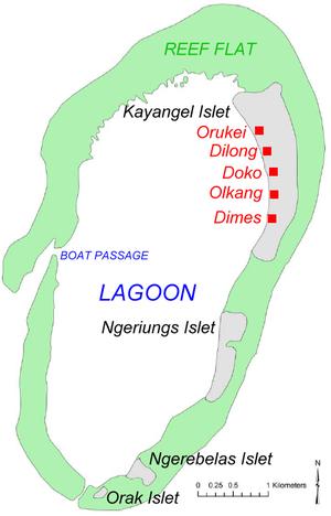 Kayangel - Kayangel Atoll