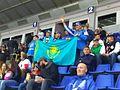 Kazakhstan vs. Austria at 2017 IIHF World Championship Division I 03.jpg