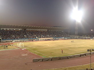 Kuwait national football team - Al-Sadaqua Walsalam Stadium