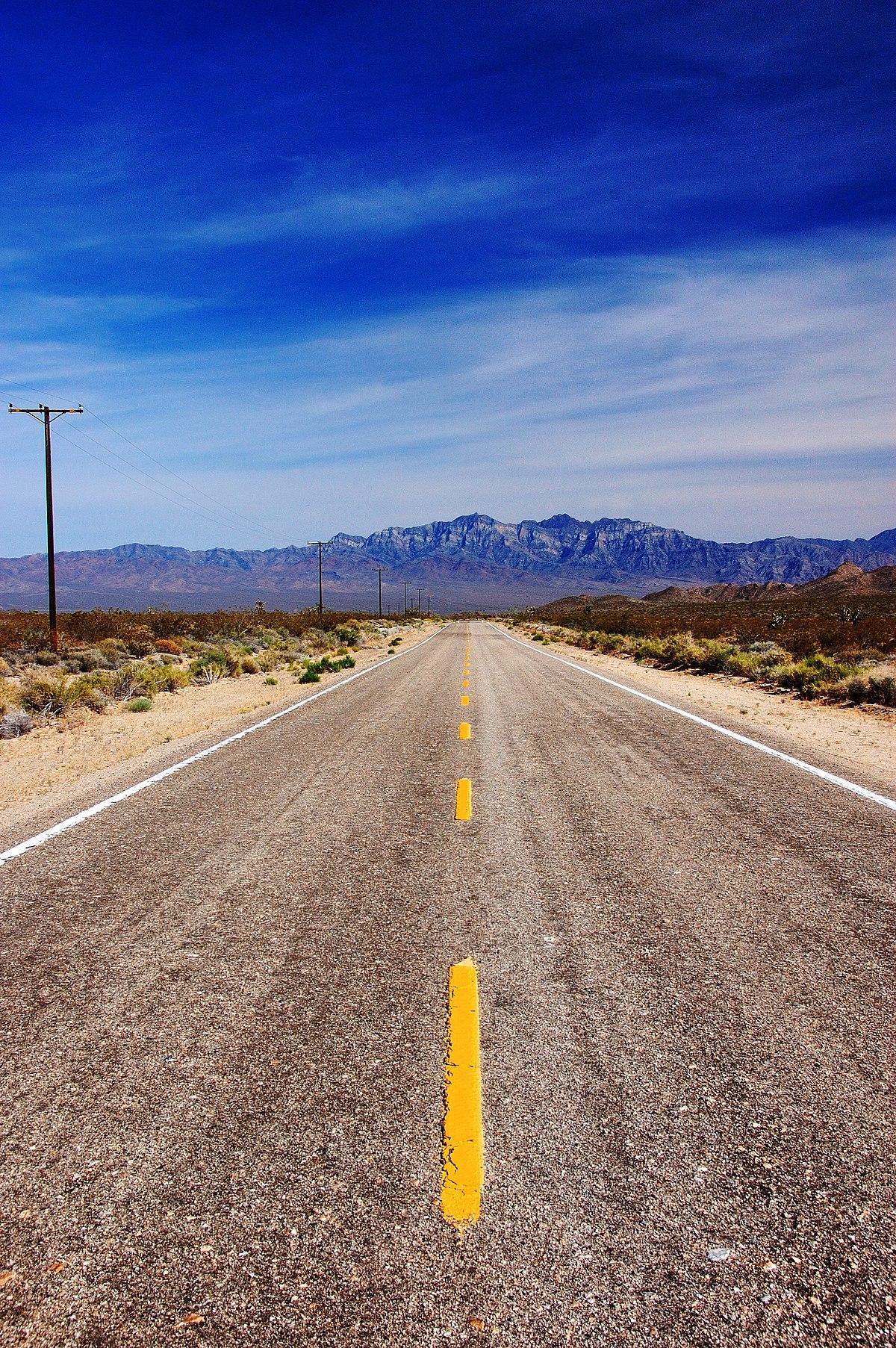 Ruta Estatal de California 127 - Wikipedia, la ...