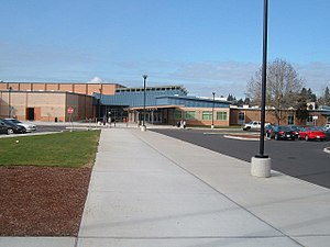 Kelso High School - Image: Kelso High, Washington