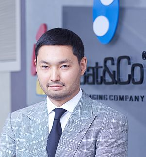 Mobli - Mobli investor and board member Kenges Rakishev