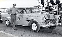 mr diplomat the miller brothers 1955 chevy station wagon drag racer. Cars Review. Best American Auto & Cars Review