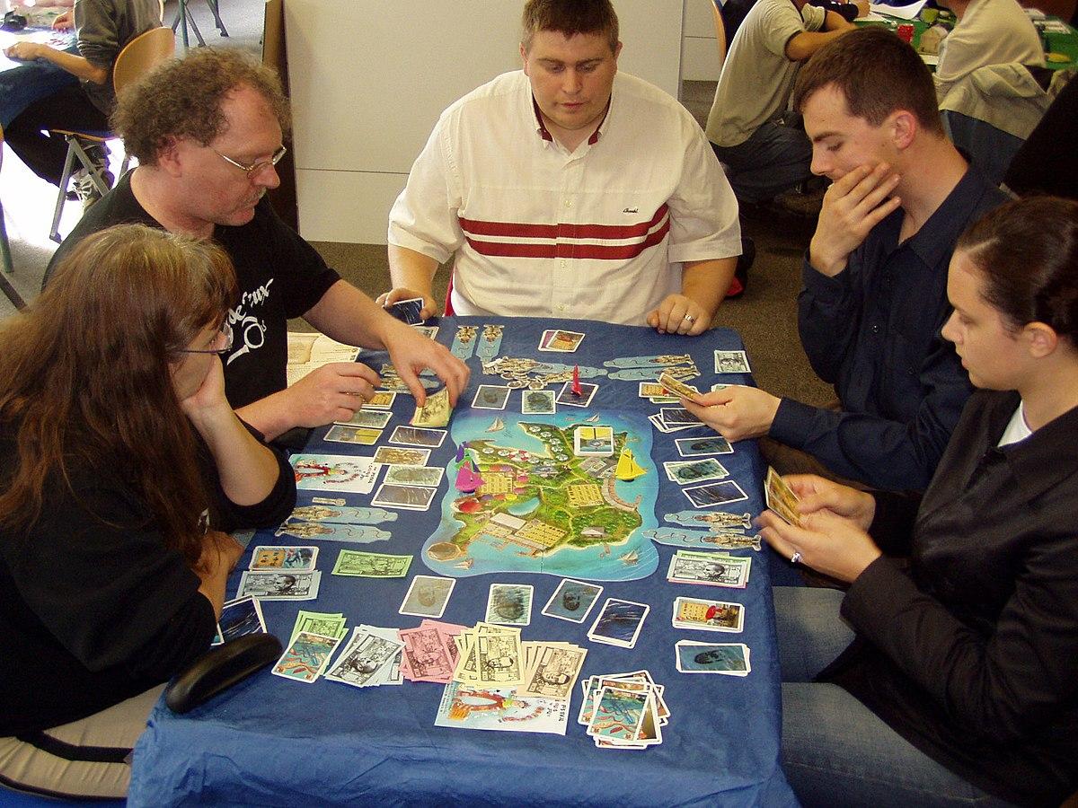 Key Largo (Spiel) – Wikipedia