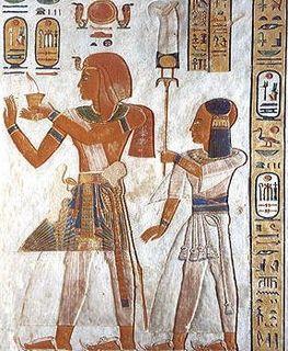 Khaemwaset (20th dynasty) Son of Ramesses III