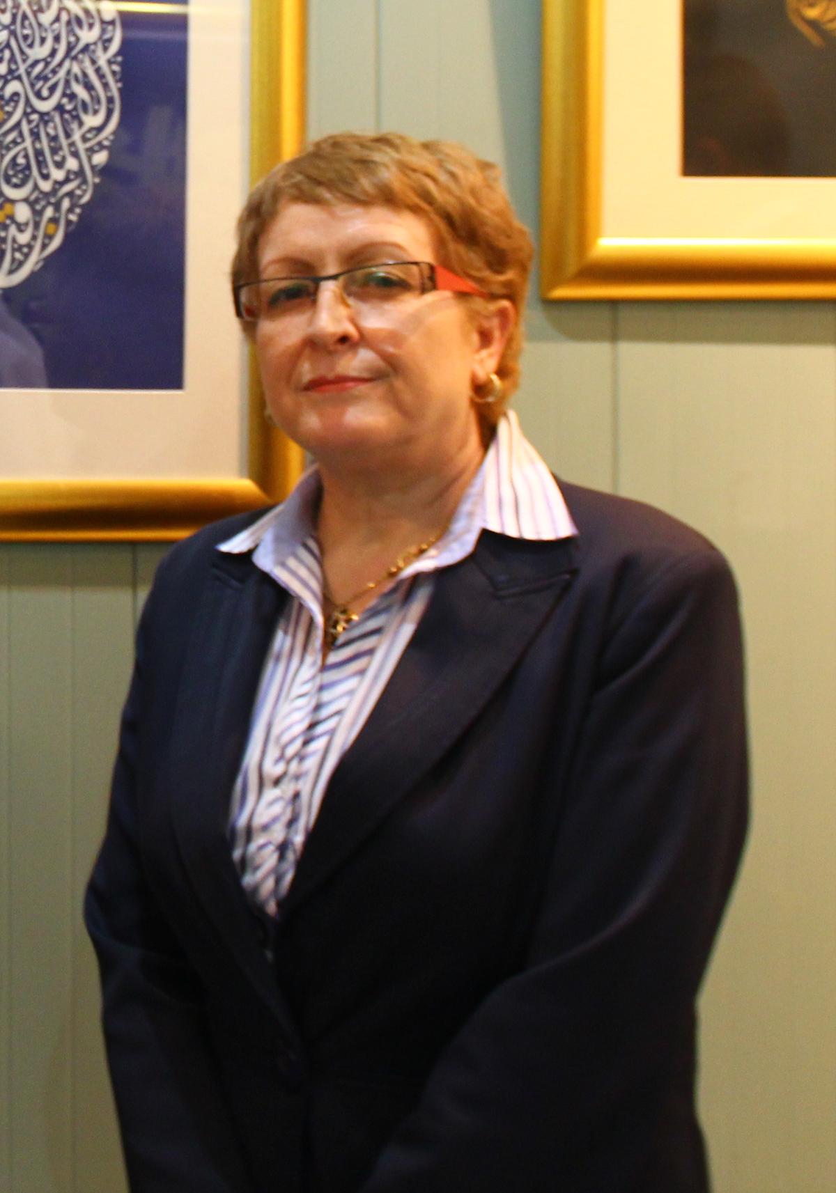 Khalida Toumi Wikipedia