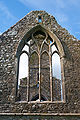 Kilconnell Friary Choir East Window 2009 09 16.jpg