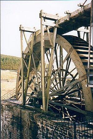 North of England Lead Mining Museum - The Killhope Wheel