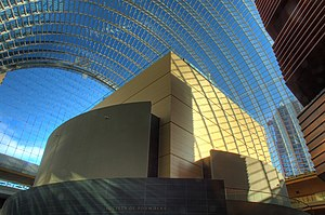Kimmel Center for the Performing Arts - Image: Kimmel Center Interior HDR