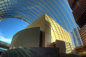 Artec - The Kimmel Center for the Performing Arts, Philadelphia, Pennsylvania, USA.