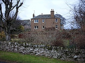 Kincriech Farmhouse,Gateside,near Forfar. - geograph.org.uk - 113294.jpg