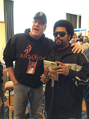 Kingdoms of Amalur: Reckoning - Curt Schilling and Ice Cube promoting the game