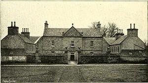 Clola - Kinmundy House, Aberdeenshire, before it was derelict