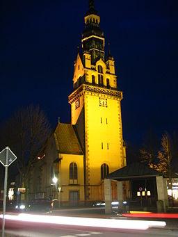 KircheJohannesEvangelistSassenberg