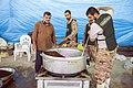 Kitchens in Iran آشپزخانه ها و ایستگاه های صلواتی در شهر مهران در ایام اربعین 104.jpg