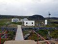 Kjølnes Lighthouse buildings 2013.jpg