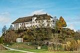 Klagenfurt Unterkröllstraße 12 Schloss Seltenheim SW-Ansicht 31102018 6344.jpg