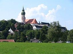 Monasterio e Iglesia desde el sudeste