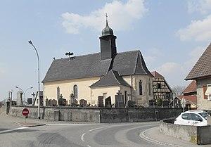Knœringue - Church of Saint Jacob the Elder