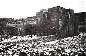 Hebron Yeshiva - The Hebron Yeshiva, Knesses Yisrael, 1911.