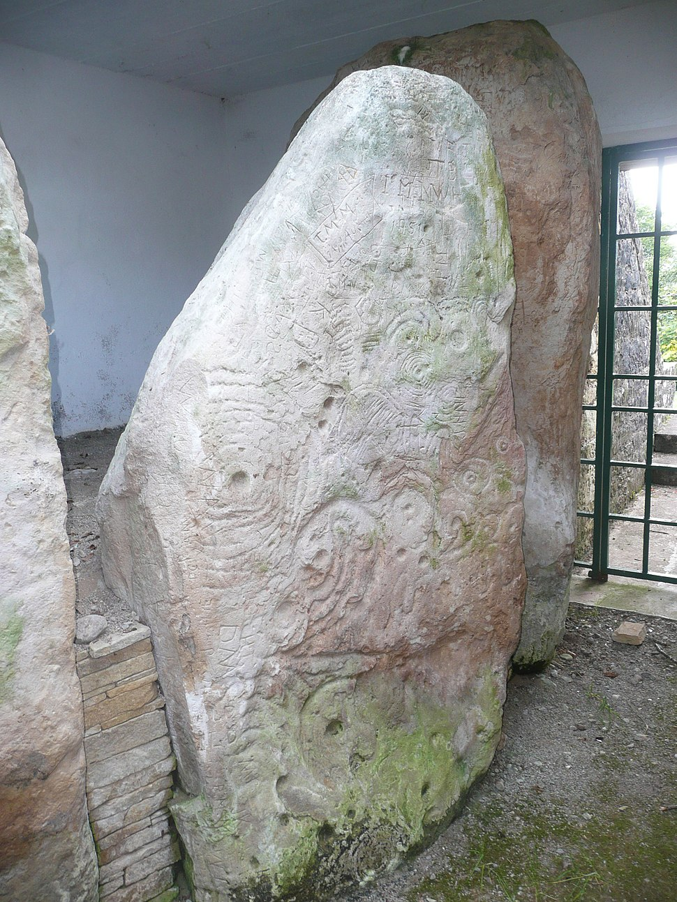 Knockmany Chambered Tomb, Co. Tyrone, Northern Ireland right