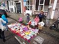 Koningsdag in Amsterdam, Westerstraat foto 1.JPG