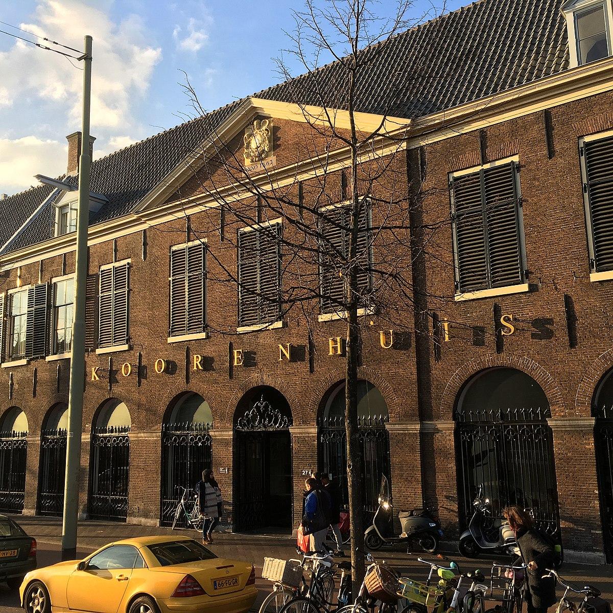 R O C K: Koorenhuis