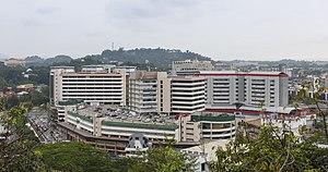 Karamunsing Complex - Image: Kota Kinabalu Sabah Karamunsing Complex 01