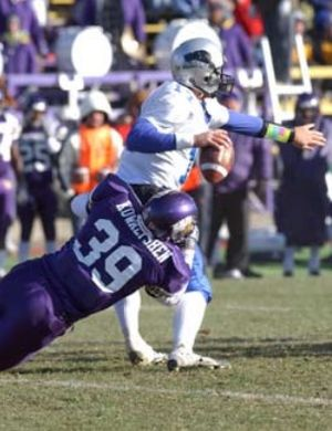 Tony Romo - Romo at Eastern Illinois