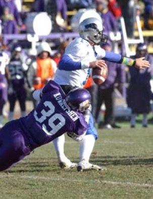 Kowalyshen sacking Tony Romo