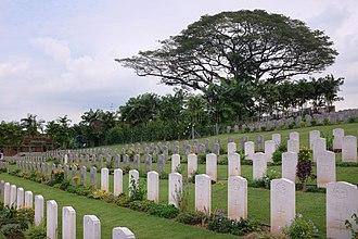 Sungei Kadut - Image: Kranji War Memorial 3, 2014