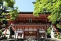 Kurama-dera temple gate - panoramio.jpg