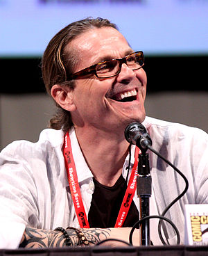 Kurt Sutter - Sutter at the San Diego Comic-Con International in July 2011