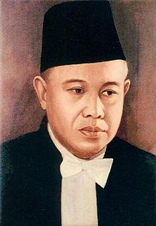 Kusumah Atmaja Indonesian judge