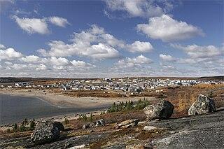Kuujjuaq Northern village municipality in Quebec, Canada