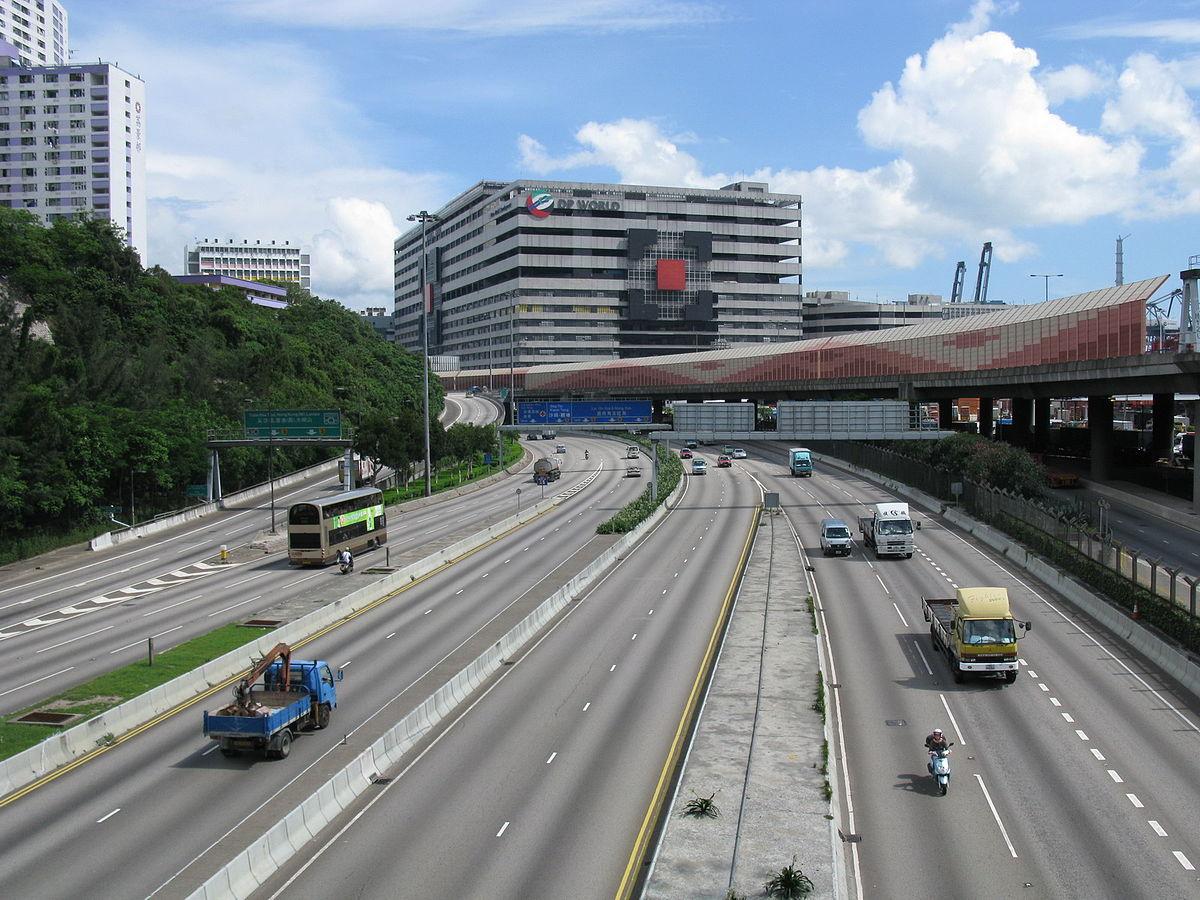 Kwai Chung Road - Wikipedia