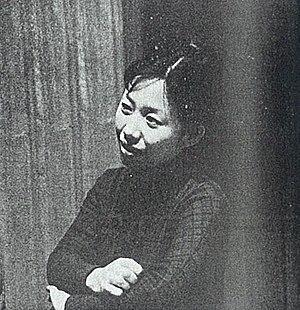 Kyōko Kishida - Kyoko Kishida in 1961