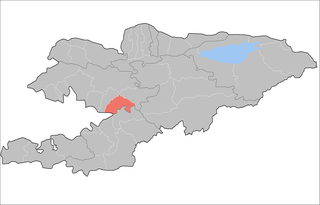 Suzak District District in Jalal-Abad Region, Kyrgyzstan