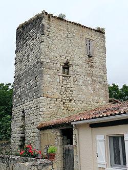 L'Isle-Bouzon - Ancien château -1.JPG