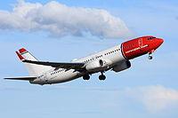 LN-NGR - B738 - Norwegian