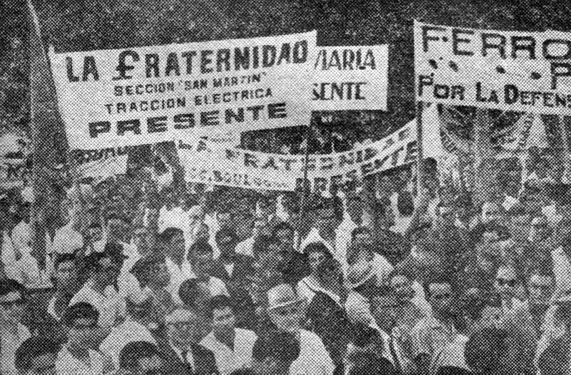 File:La Fraternidad - huelga contra el Plan Larkin en 1961.jpg