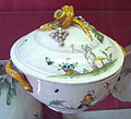 La Rochelle Faience de grand feu pot with Chinese decorations 18th century.jpg