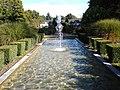 La fontana nel parco del castello di Cheverny - panoramio.jpg