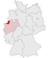 Lage des Kreises Borken in Deutschland.PNG