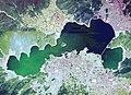 Lake Kawaguchi Aerial photograph.1975.jpg