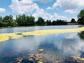 Largo, Maryland - Lake Largo is located in Upper Marlboro's neighborhood of Largo.
