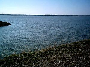 Lake Pat Cleburne - Image: Lake Pat Cleburne