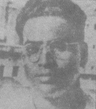 Noakhali riots - Freedom fighter Lalmohan Sen was killed by a mob.